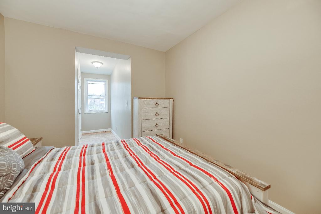 BEDROOM 2 - 4923 4TH ST NW, WASHINGTON