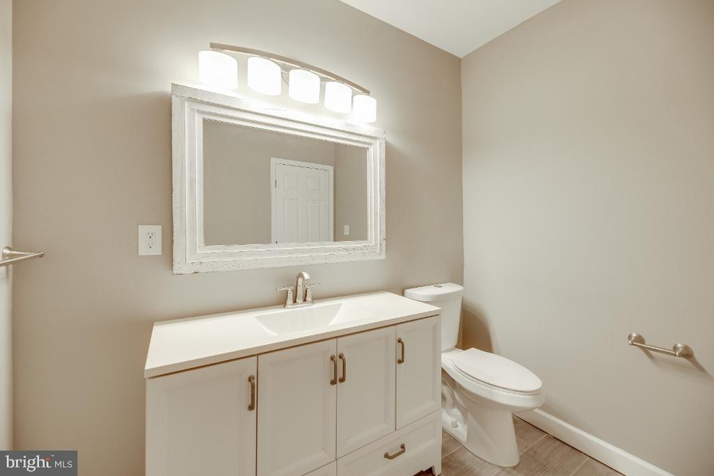 MASTER BATHROOM - 4923 4TH ST NW, WASHINGTON