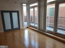 Penthouse with Light Galore and Sliding Blinds - 1466 NW HARVARD ST NW #PH-3, WASHINGTON