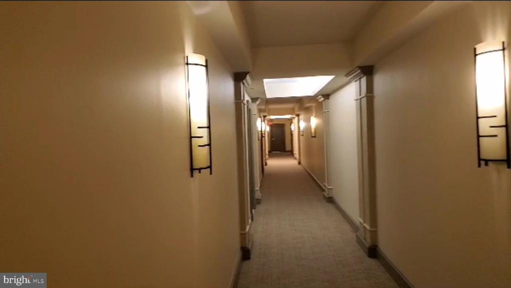 Hallway at 5 TH floor - 777 7TH ST NW #518, WASHINGTON