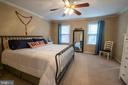 Master bedroom - 29 BURNS RD, STAFFORD