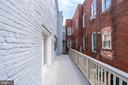 Side Deck - accessed from kitchen - 1122 6TH ST NE, WASHINGTON