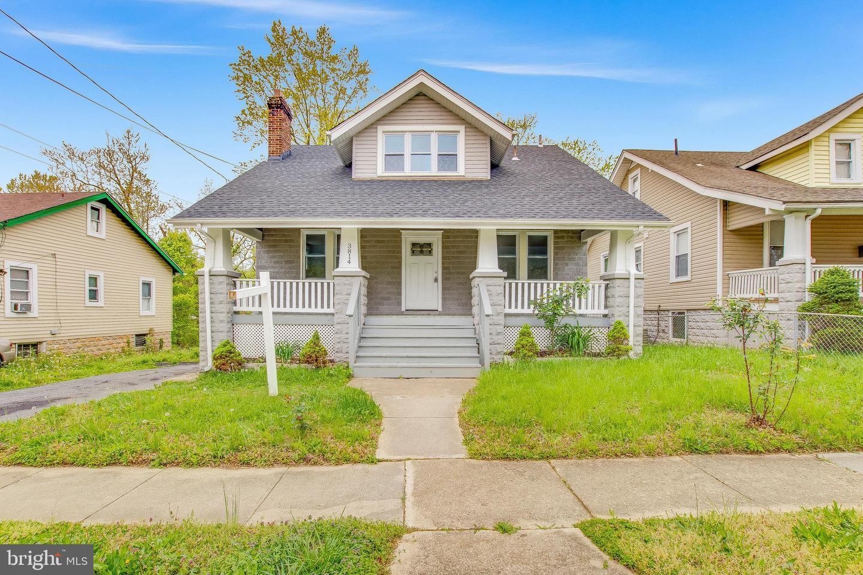 Single Family Homes voor Verkoop op Brentwood, Maryland 20722 Verenigde Staten
