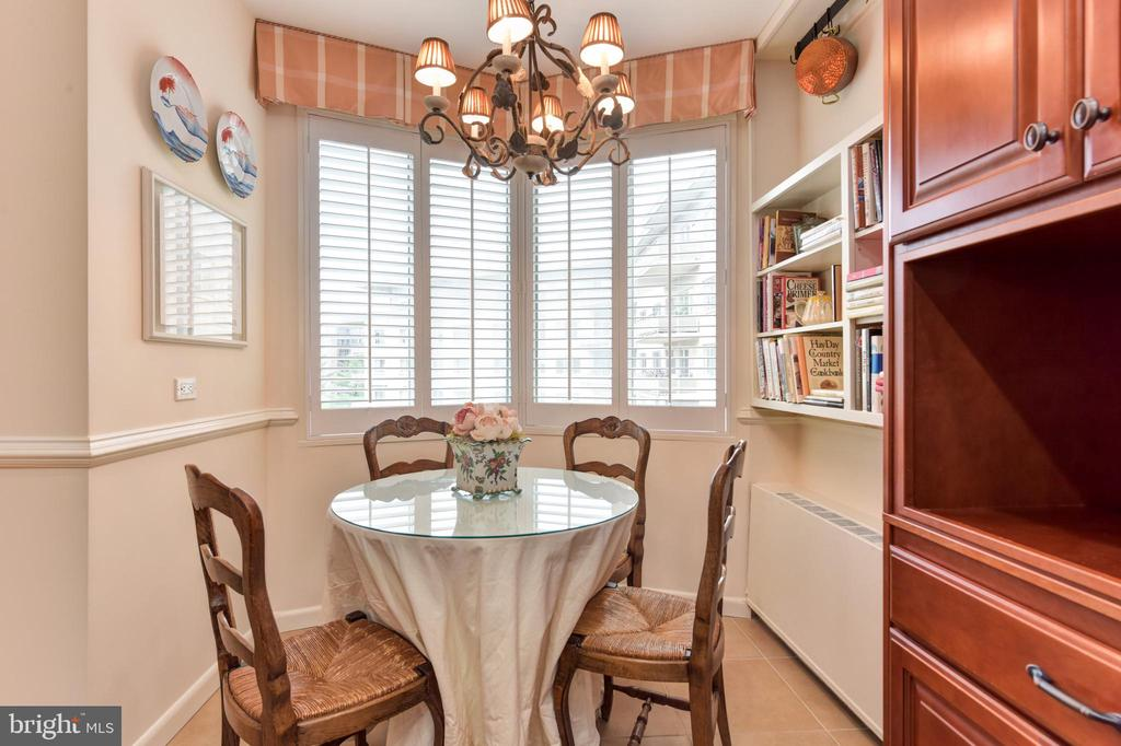 Eat in area in kitchen - 2801 NEW MEXICO AVE NW #1211, WASHINGTON