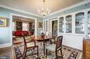 Sitting / dining room - 529 4TH ST SE, WASHINGTON