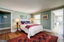 Bedroom with en-suite bathroom - 529 4TH ST SE, WASHINGTON