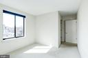 Master bedroom with a ton of light - 1634 14TH ST NW #404, WASHINGTON
