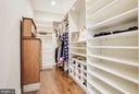 Incredible Closet System - 1300 CRYSTAL DR #PH14S, ARLINGTON