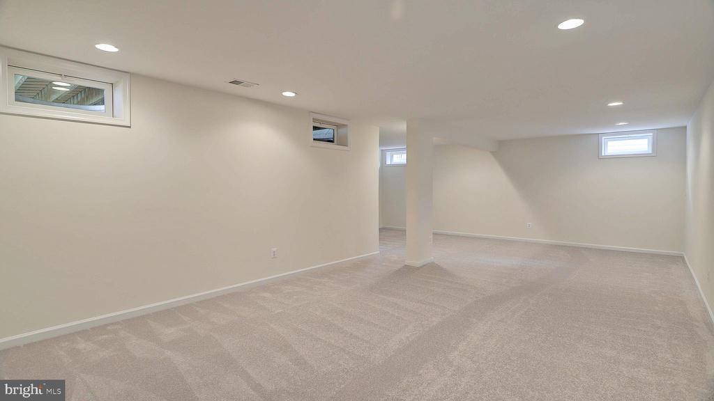 Recreation Room, new carpet - 43262 LECROY CIR, LEESBURG