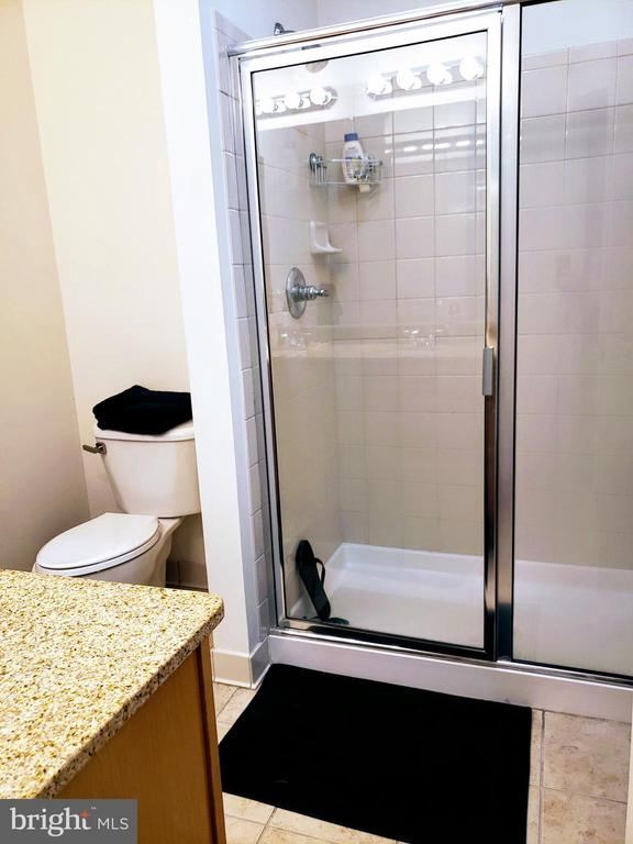 Master bath - 24701 BYRNE MEADOW SQ #302, ALDIE