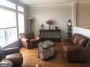 Living room comfy and light - 12222 DORRANCE CT, RESTON