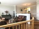 Living Room with lots of natural light - 12222 DORRANCE CT, RESTON