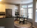 breakfast area right of kitchen - 12222 DORRANCE CT, RESTON