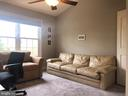 3rd bedroom with lots of light and large closet - 12222 DORRANCE CT, RESTON