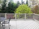 large deck great for entertaining - 12222 DORRANCE CT, RESTON