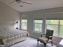 Master Bedroom easily fits King Bed - 12222 DORRANCE CT, RESTON