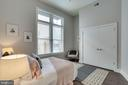 Large guest bedroom - 1767 LANIER PL NW #2, WASHINGTON