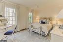 Bedroom Two with En Suite Bath - 4125 PARKGLEN CT NW, WASHINGTON