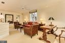 Lower Level Guest Suite's Recreation Room - 4125 PARKGLEN CT NW, WASHINGTON