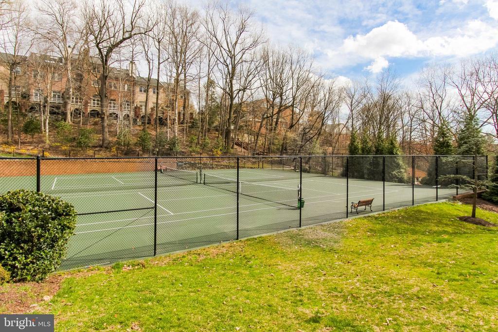 Hillandale Tennis Courts - 4125 PARKGLEN CT NW, WASHINGTON