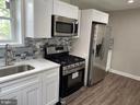 Kitchen - 5518 C ST SE, WASHINGTON