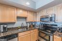 Updated kitchen and appliances - 1001 N RANDOLPH ST #819, ARLINGTON
