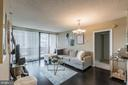 Welcome home! - 1001 N RANDOLPH ST #819, ARLINGTON