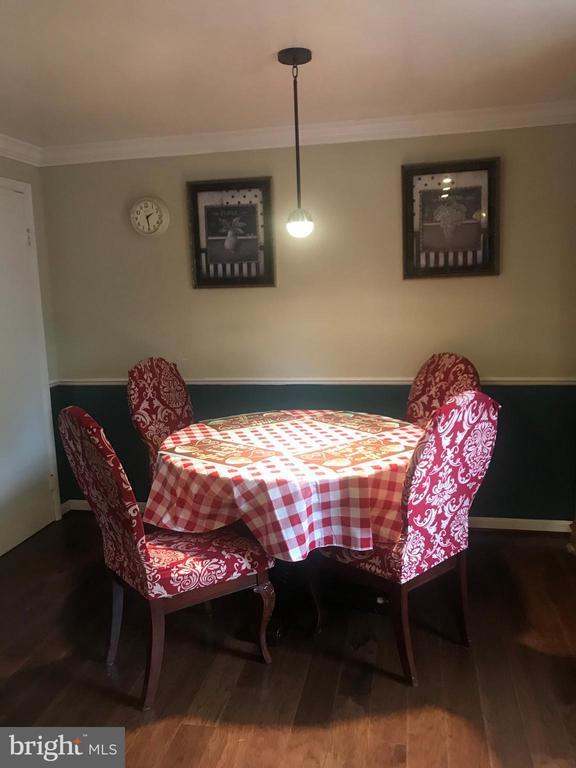 Breakfast Area - 18711 BARN SWALLOW TER, GAITHERSBURG