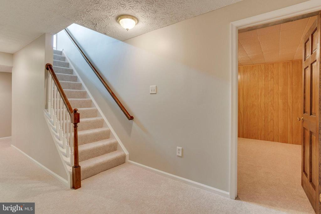 Lower Level also has  NEW Carpet and Paint! - 2106 ROBIN WAY CT, VIENNA