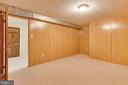Or perhaps just for storage. - 2106 ROBIN WAY CT, VIENNA