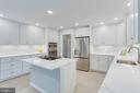 All you need is a stool. - 2106 ROBIN WAY CT, VIENNA