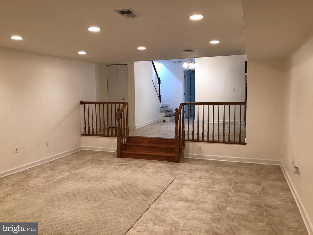 Basement Living area - 656 9TH ST NE, WASHINGTON