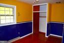 Bedroom 2 - 95 CLARK PATTON RD, FREDERICKSBURG