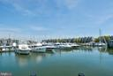 Community: View of Marina. - 7016 CLINTON CT #22A, ANNAPOLIS