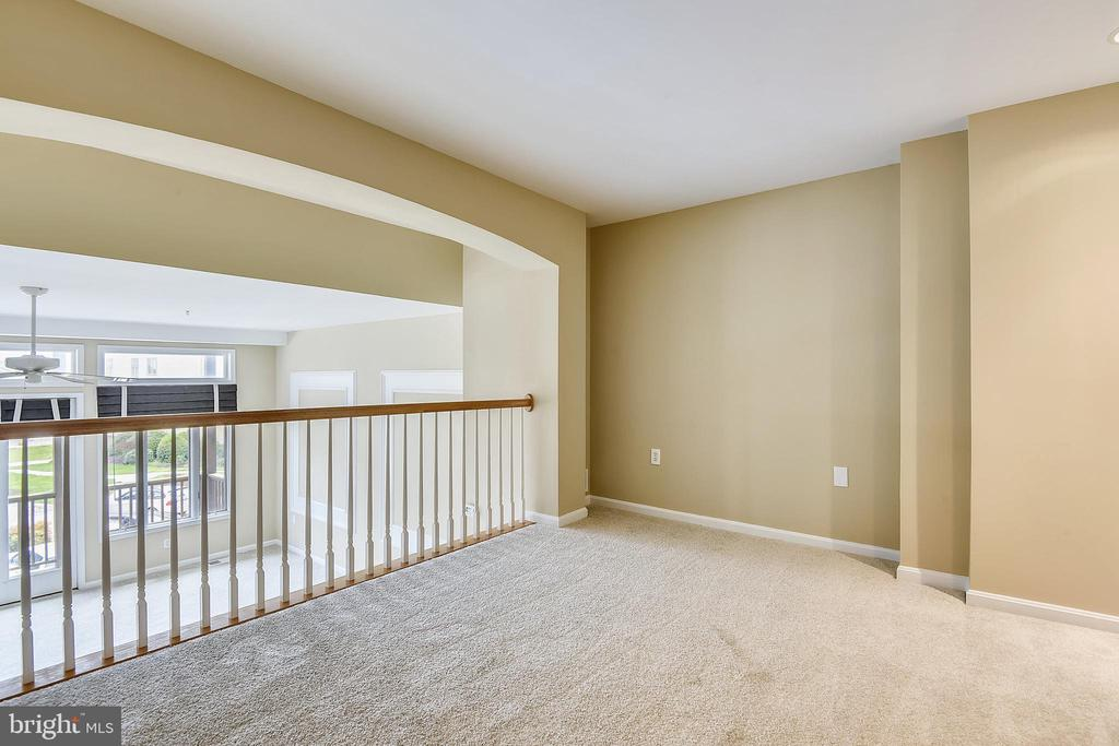 Spacious 2nd bedroom/den freshly painted. - 7016 CLINTON CT #22A, ANNAPOLIS