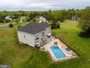 Aerial Photo - Rear of Home - 60 SNAPDRAGON DR, STAFFORD