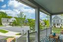 This is your cul-de-sac view - 17109 GULLWING DR, DUMFRIES