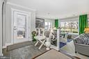 Condo renovated to capture the light and water - 12 SPA CREEK LNDG #A, ANNAPOLIS