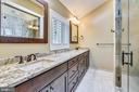Masterbathroom - 3425 N RANDOLPH ST, ARLINGTON