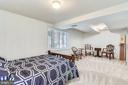 Bonus room (basement) - 3425 N RANDOLPH ST, ARLINGTON