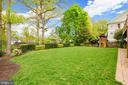 Llush Backyard View - 3425 N RANDOLPH ST, ARLINGTON