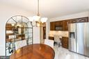 Another view of kitchen - 1020 MONROE ST, HERNDON