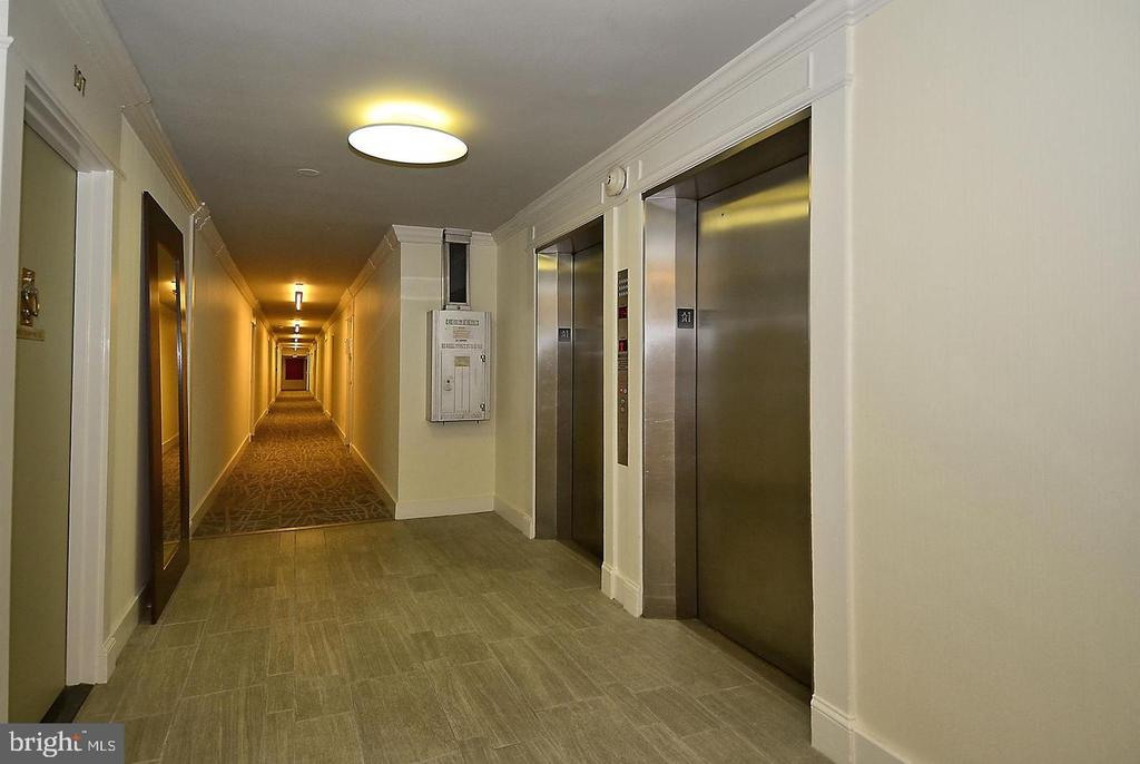 Elevator - 5410 CONNECTICUT AVE NW #304, WASHINGTON