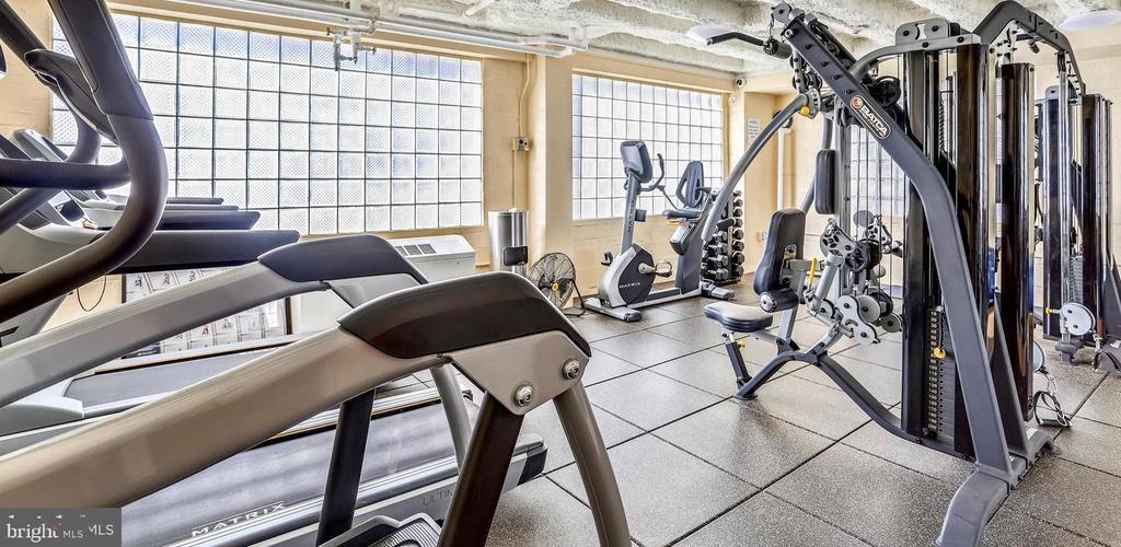 Gym - 5410 CONNECTICUT AVE NW #304, WASHINGTON