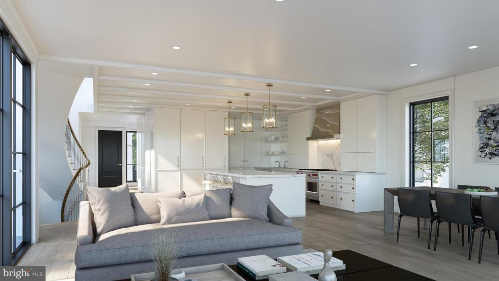 Expansive Super-Luxe waterfront living space - 289 STATE ST #4, ANNAPOLIS