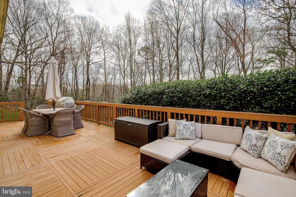 Large Deck - 4257 MOOT DR, DUMFRIES