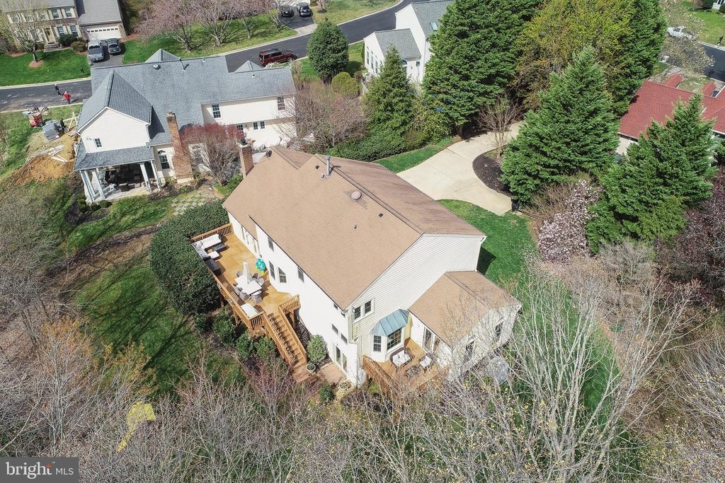 Aerial View - 4257 MOOT DR, DUMFRIES