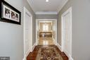 double, professionally organized walk in closets - 6537 36TH ST N, ARLINGTON