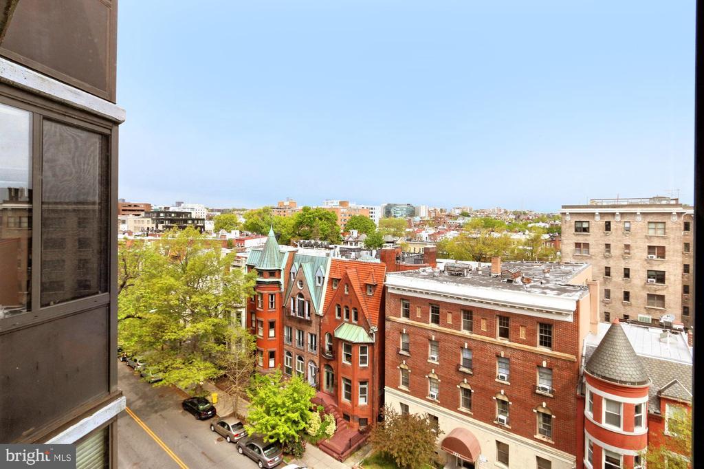 Sweeping Scenic Views - 1718 P ST NW #802, WASHINGTON