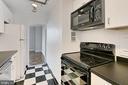 Kitchen - 1718 P ST NW #802, WASHINGTON